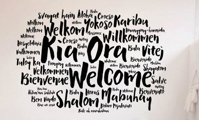 Kia Ora - Welcome to New Zealand